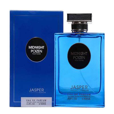 ادکلن زنانه جاسپر برند میدنایت پویزن Jasper Brand MIDNIGHT POIZEN Women EDP 100 ml