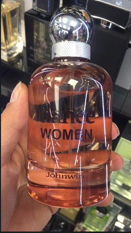 ادکلن زنانه جانوین مدل دنس وومن Johnwin Dance Women EDP 100 ml