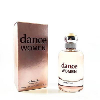 ادکلن زنانه جانوین مدل دنس وومن Johnwin Dance Women EDP