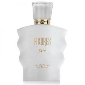 ادکلن زنانه فیکورس مدل شی Fikores She Women EDP 100 ml