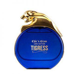 ادکلن زنانه چیک ن گلم تیگرس تایگر Chic n Glam Tigress Women EDP 100 ml
