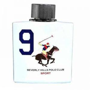 ادکلن مردانه بورلی هیلز پولو کلاب مدل شماره 9 BEVERLY HILLS POLO CLUB NUMBER 9 EDT