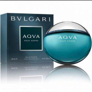ادکلن مردانه بولگاری مدل Bvlgari Aqva Pour Homme حجم 100 میلی لیتر