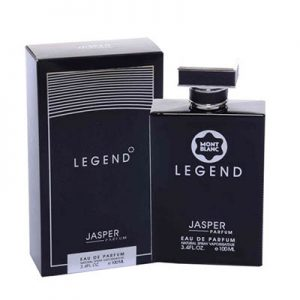 ادکلن مردانه جاسپر برند لجند Jasper Brand LEGEND Men EDP 100 ml