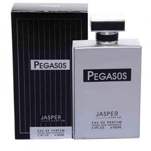 ادکلن مردانه جاسپر برند پگاسوس Jasper Brand Pegasus Pegasos Men EDP 100 ml