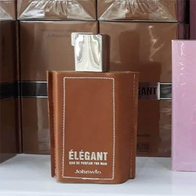ادکلن مردانه جانوین مدل الگانت Johnwin Elegant Men EDP 100 ml