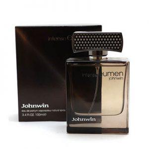 ادکلن مردانه جانوین مدل Johnwin intense eumen حجم 100 میلی لیتر