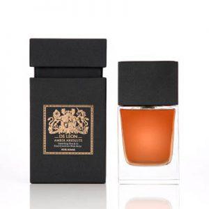ادکلن مردانه دلئون مدل امبر ابسولوت De Leon Amber Absolute Men Parfum 100 ml