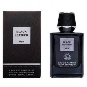 ادکلن مردانه فراگرنس ورد مدل Black Leather حجم 100 میلی لیتر