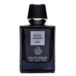ادکلن مردانه فراگرنس ورد بلک لدر Fragrance World Black Leather Men EDP 100 ml