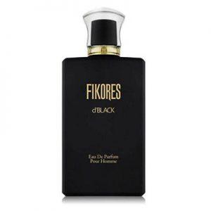ادکلن مردانه فیکورس مدل د بلک Fikores D'black EDP 120 ml