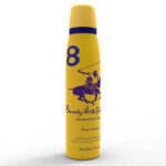 اسپری دئودورانت زنانه بورلی هیلز پولو کلاب شماره هشت BEVERLY HILLS POLO CLUB Number 8 Women Deodorant Spray