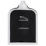تستر ادکلن مردانه جگوار مشکی Jaguar Classic Black Tester Men EDP 100 ml