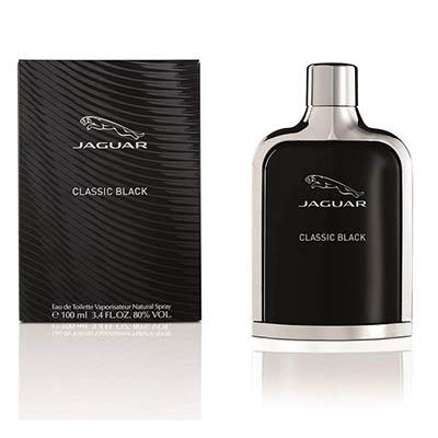 تستر ادکلن مردانه جگوار مشکی Jaguar Classic Black Tester Men EDP