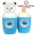 ادکلن ادو پرفیوم بچگانه کودک ژولییتا جولییتا ژولیتا رنگ آبی Julietta Blue Baby Edp 30 ml