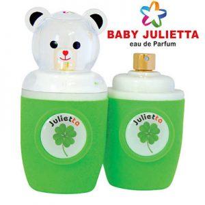 ادکلن ادو پرفیوم بچگانه کودک ژولییتا جولییتا ژولیتا رنگ سبز Julietta Green Baby Edp 30 ml