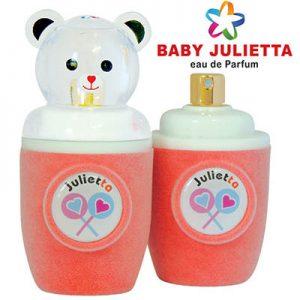 ادکلن ادو پرفیوم بچگانه کودک ژولییتا جولییتا ژولیتا رنگ صورتی Julietta Pink Baby Edp 30 ml
