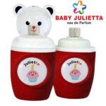 ادکلن عطر کودکانه ادو پرفیوم بچگانه کودک ژولییتا جولییتا ژولیتا رنگ قرمز Julietta Red Baby Edp 30 ml