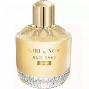 ادکلن زنانه الی ساب مدل گرل آف نو Elie Saab Girl of Now Shine Eau De Parfum For Women 90ml