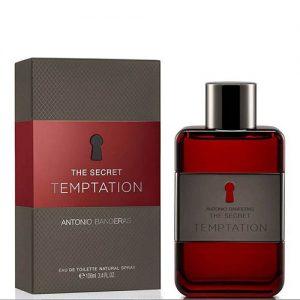ادکلن مردانه آنتونیو باندراس The Secret Temptation حجم 100mL