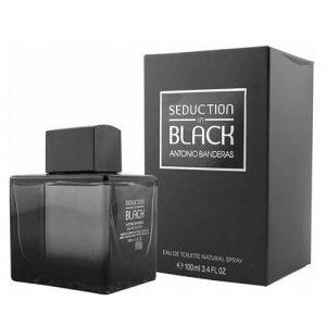 ادکلن مردانه آنتونیو باندراس seduction in black حجم 100mL