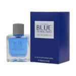 ادکلن و ادو تویلت مردانه باندراس مدل بلو سداکشن ANTONIO BANDERAS Blue Seduction Eau De Toilette for Men 100ml