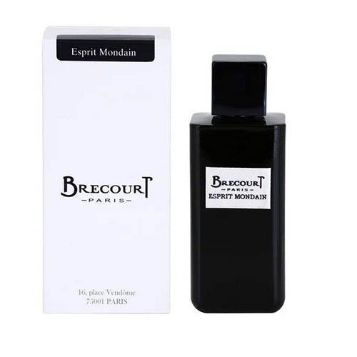 ادکلن و ادو پرفیوم اصل و اورجینال بریکورت (برکورت) مدل اسپریت ماندین BRECOURT Esprit Mondain Eau De Parfum 100ml