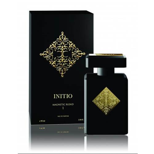 ادکلن و ادو پرفیوم اینیتیو مدل مگنتیک بلند 1 Initio Magnetic Blend 1 Eau De Parfum 90ml