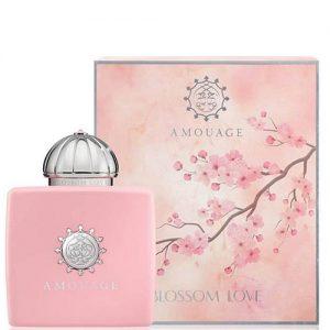 ادکلن زنانه آمواژ مدل Blossom Love حجم 100mL