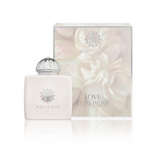 ادکلن و ادو پرفیوم زنانه آمواژ مدل لاو تیوب رز Amouage Love Tuberose Eau De Parfum for Women 100ml