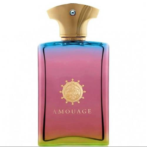 ادکلن و ادو پرفیوم مردانه آمواژ مدل ایمیتیشن Amouage Imitation Eau De Parfum For Men 100 ml