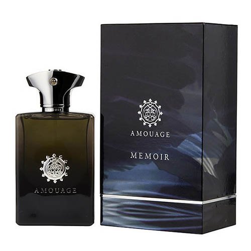 ادکلن و ادو پرفیوم مردانه آمواژ مدل ممویر Amouage Memoir Eau De Parfum For Men 100ml
