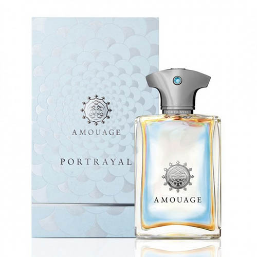 ادکلن و ادو پرفیوم مردانه آمواژ مدل پورتریال Amouage Portrayal Eau De Parfum For Men 100ml