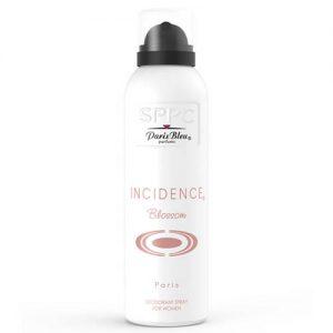 اسپری زنانه پاریس بلو (اس پی پی سی) مدل اینسیدنس بلوسوم Paris Bleu Incidence Blossom Spray for Women 200ml