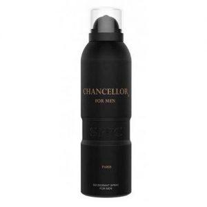 اسپری مردانه پاریس بلو (اس پی پی سی) مدل چنسلر Paris Bleu CHANCELLOR Spray for Men 200ml