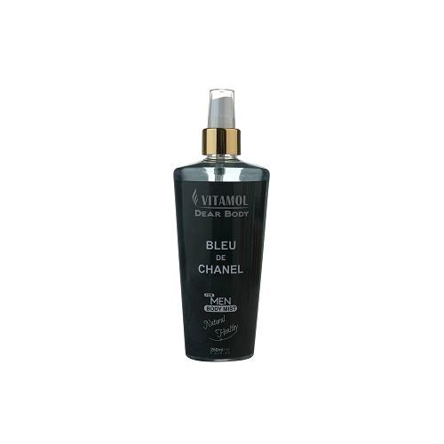 بادی اسپلش مردانه ویتامول مدل Bleu de Chanel