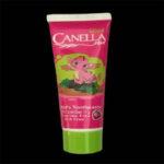 خمیر دندان کودک توت فرنگی کنلامکس Canella Max Strawberry Kid's Toothpaste 60 g