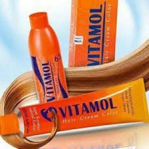 رنگ مو بدون آمونیاک ویتامول