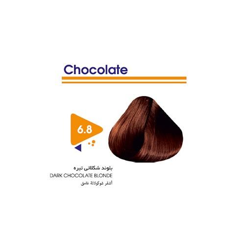 رنگ مو بدون امونیاک ویتامول