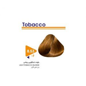 رنگ مو بلوند تنباکویی روشن ویتامول