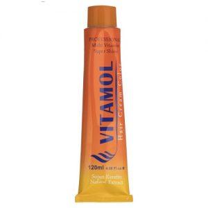 رنگ مو بلوند شکلاتی تیره ویتامول شماره 8-6