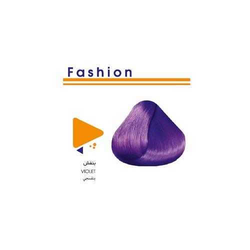 رنگ مو فانتزی بنفش violet ویتامول