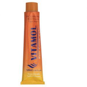 رنگ مو فانتزی نقره ای ویتامول شماره 19-90