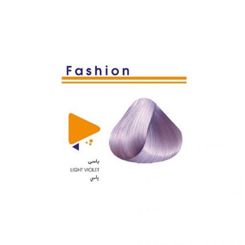 رنگ مو فانتزی یاسی light violet ویتامول