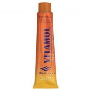 رنگ مو قهوه ای مردانه ویتامول