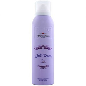 زنانه پاریس بلو (اس پی پی سی) مدل اینسیدنس جولی (ژولی) ریوه Paris Bleu Incidence Blossom Spray for Women 200ml