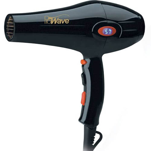 سشوار حرفه ای پروویو مدل پی دبلیو 3111 توان و قدرت 2300 Prowave PW-3111 Professional Hair dryer