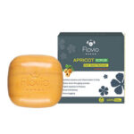 صابون اسکراب زرد آلو فلویو Flovio Apricot Scrub Soap 100 gr