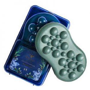 صابون سلولیت و ماساژ بلوبری فلویو Flovio Cellulite & Massage Blueberry Soap 120 gr