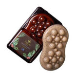 صابون سلولیت و ماساژ قهوه فلویو فلوویوFlovio Cellulite & Massage Coffe Soap 120 gr